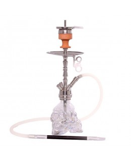 Кальян AMY AMIRS Luxury Hookahs 300R-TR (Прозрачный)