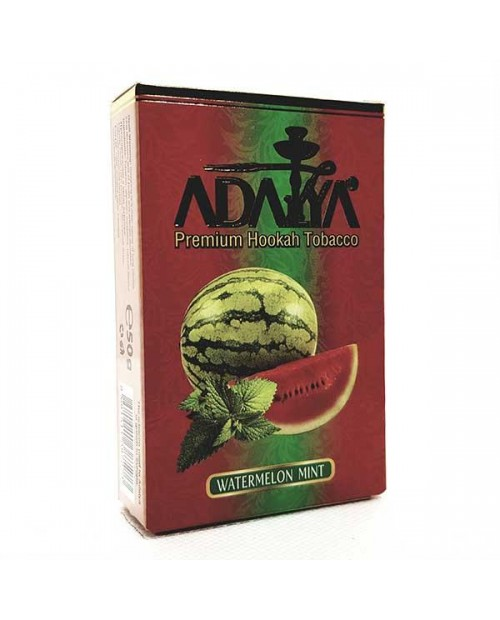 Табак Adalya Watermelon Mint (Арбуз Мята) 50гр