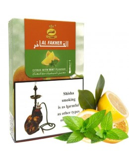 Табак Al Fakher Citrus with Mint 41 (Цитрус Мята) 50гр