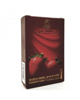 Табак Al Fakher Golden Strawberry (Клубника) 50гр
