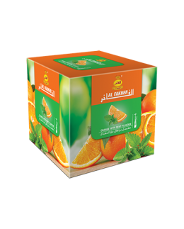 Табак Al Fakher Orange with Mint (Апельсин с Мятой) 1кг