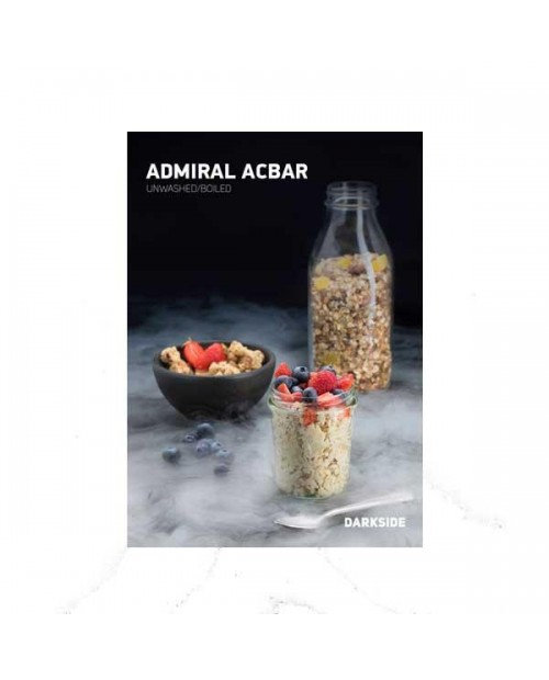 Табак Darkside Admiral Acbar Cereal (Овсяной Каши) 250гр