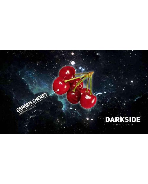 Табак Darkside Medium Line Generis Cherry (Вишня) 250гр