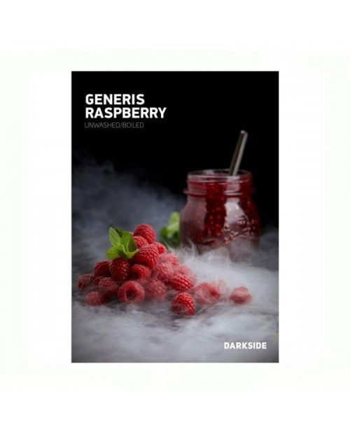 Табак Darkside Generis Raspberry (Малина) 250гр