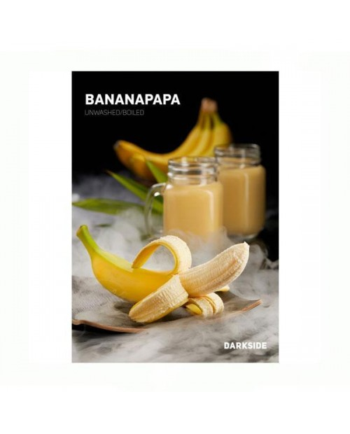 Табак Darkside Medium Line Bananapapa (Бананапапа) 100гр
