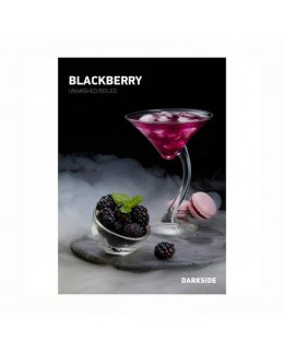 Табак Darkside Medium Line Blackberry (Эжевика) 100гр