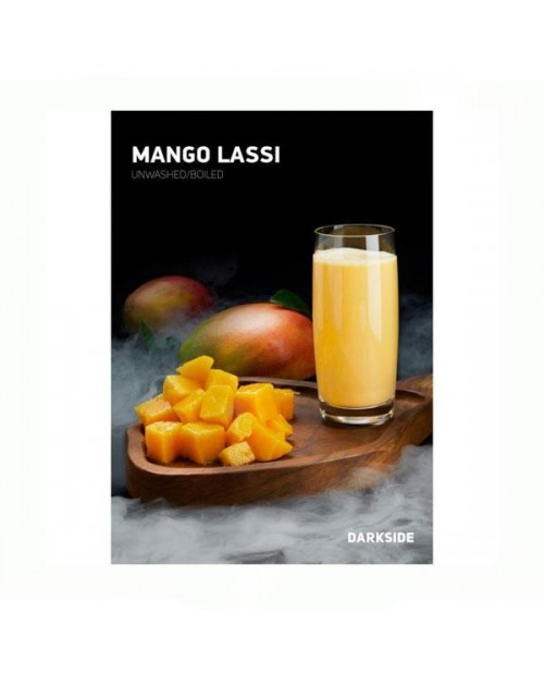 Табак Darkside Medium line Mango Lassi (Манго Ласси) 100гр