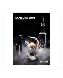 Табак Darkside Soft Line Sambuka Shot (Самбука Шот) 100гр