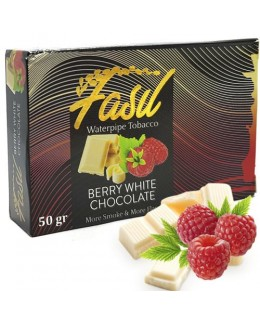 Табак Fasil Berry White Chocolate (Малина Белый Шоколад) 50гр