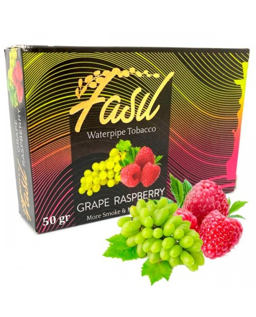 Табак Fasil Grape Rasberry (Виноград Малина) 50гр