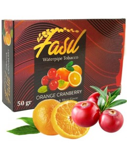 Табак Fasil Orange Cranberry (Апельсин Клюква) 50гр