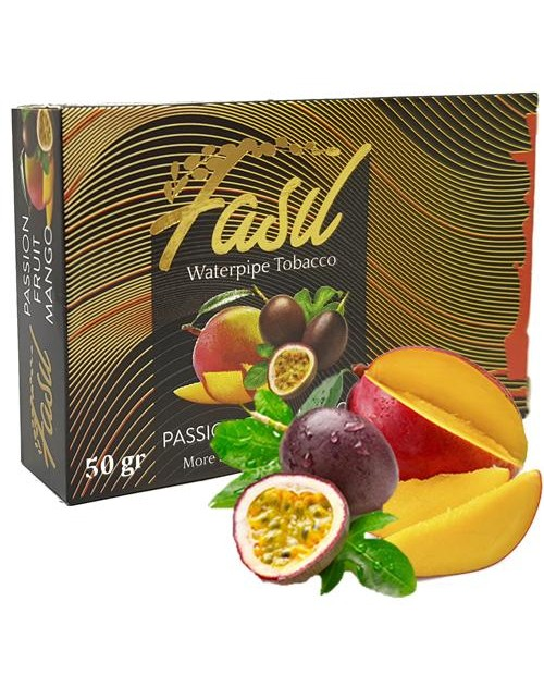 Табак Fasil Passion Fruit Mango (Манго Маракуя) 50гр