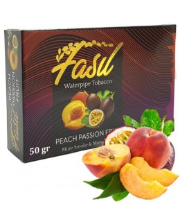 Табак Fasil Peach Passion Fruit (Персик Маракуя) 50гр