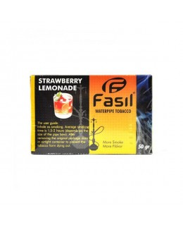 Табак Fasil Strawberry Lemonade (Клубничный Лимонад) 50гр
