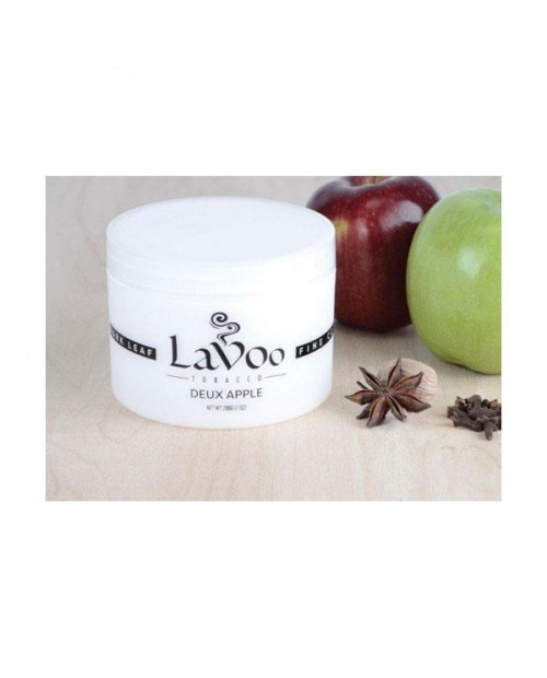 Табак Lavoo Tobacco Deux Apple (2 Яблока) 200гр