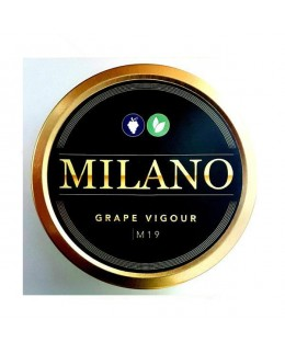 Табак Milano Grape Vigour M19 (Виноград с Мятой) 200 гр