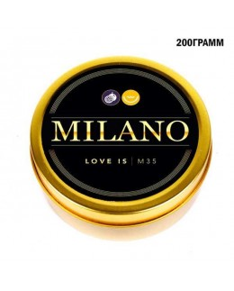 Табак Milano Love Is M35 (Маракуйя Дыня) 200 гр