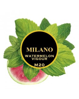 Табак Milano Watermelon Vigour M20 (Арбуз Мята) 100 гр