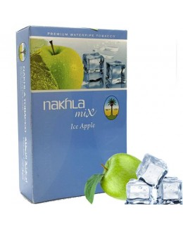 Табак Nakhla Mix Ice Apple (Яблоко Лед) 50гр