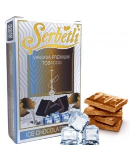 Табак Serbetli Ice Chocolate Milk (Шоколад Молоко Лед) 50гр
