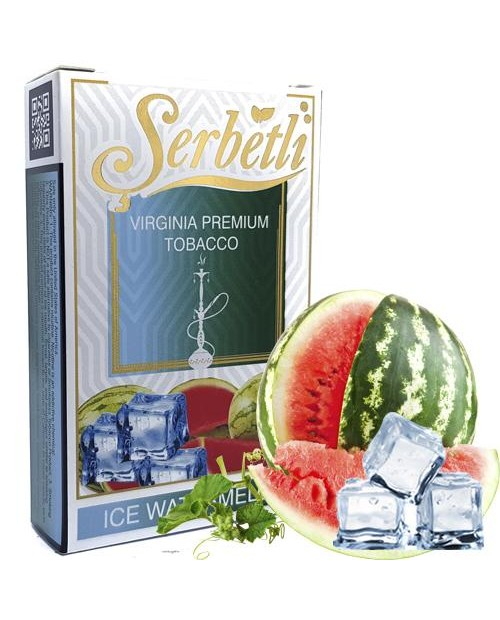 Табак Serbetli Ice Watermelon (Арбуз Лед) 50гр