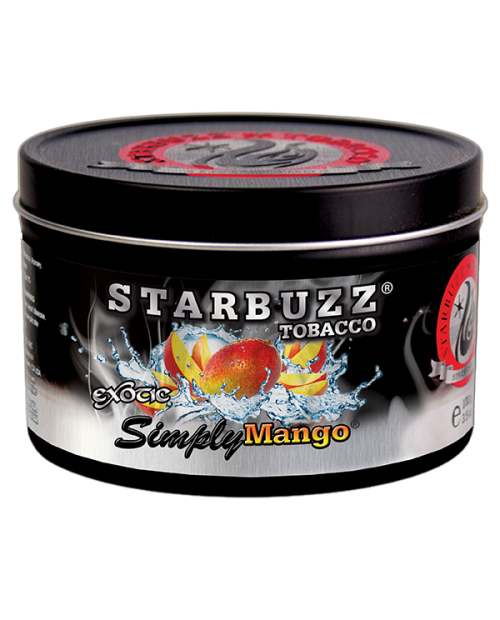 Табак Starbuzz Simply Mango (Манго) 100гр