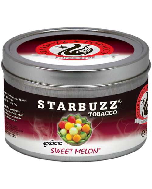 Табак Starbuzz Sweet Melon (Сладкая Дыня) 250гр