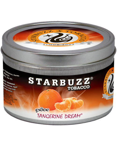 Табак Starbuzz Tangerine Dream (Мандариновая Мечта) 100гр