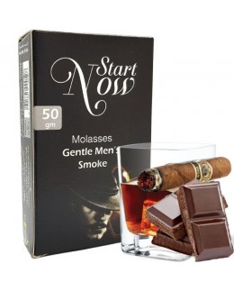 Табак Start Now Gentle Mens Smoke (Джентл Мэн Смоук) 50гр