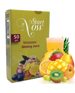 Табак Start Now Sliming Juice (Слимминг Джус) 50гр