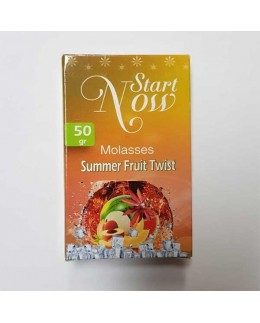 Табак Start Now Summer Fruit Twist (Саммер Фрут Твист) 50гр