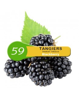 Табак Tangiers Noir Blackberry 59 (Ежевика) 250гр