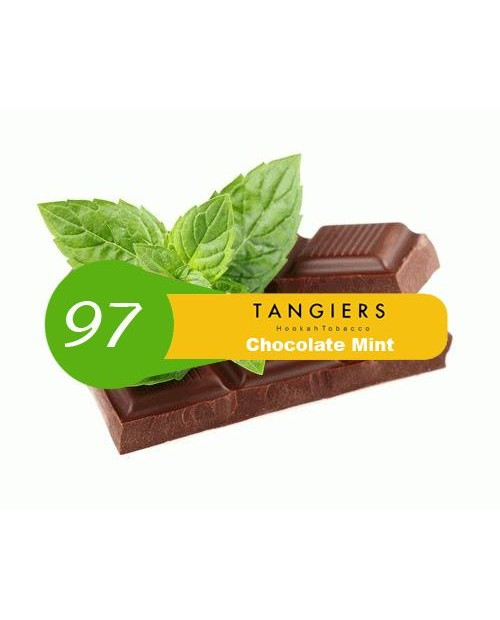 Табак Tangiers Noir Chocolate Mint 97 (Шоколад Мята) 250гр