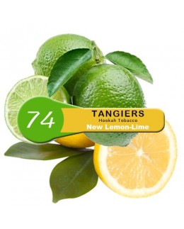 Табак Tangiers Noir New Lemon-Lime 74 (Лимон Лайм) 250гр